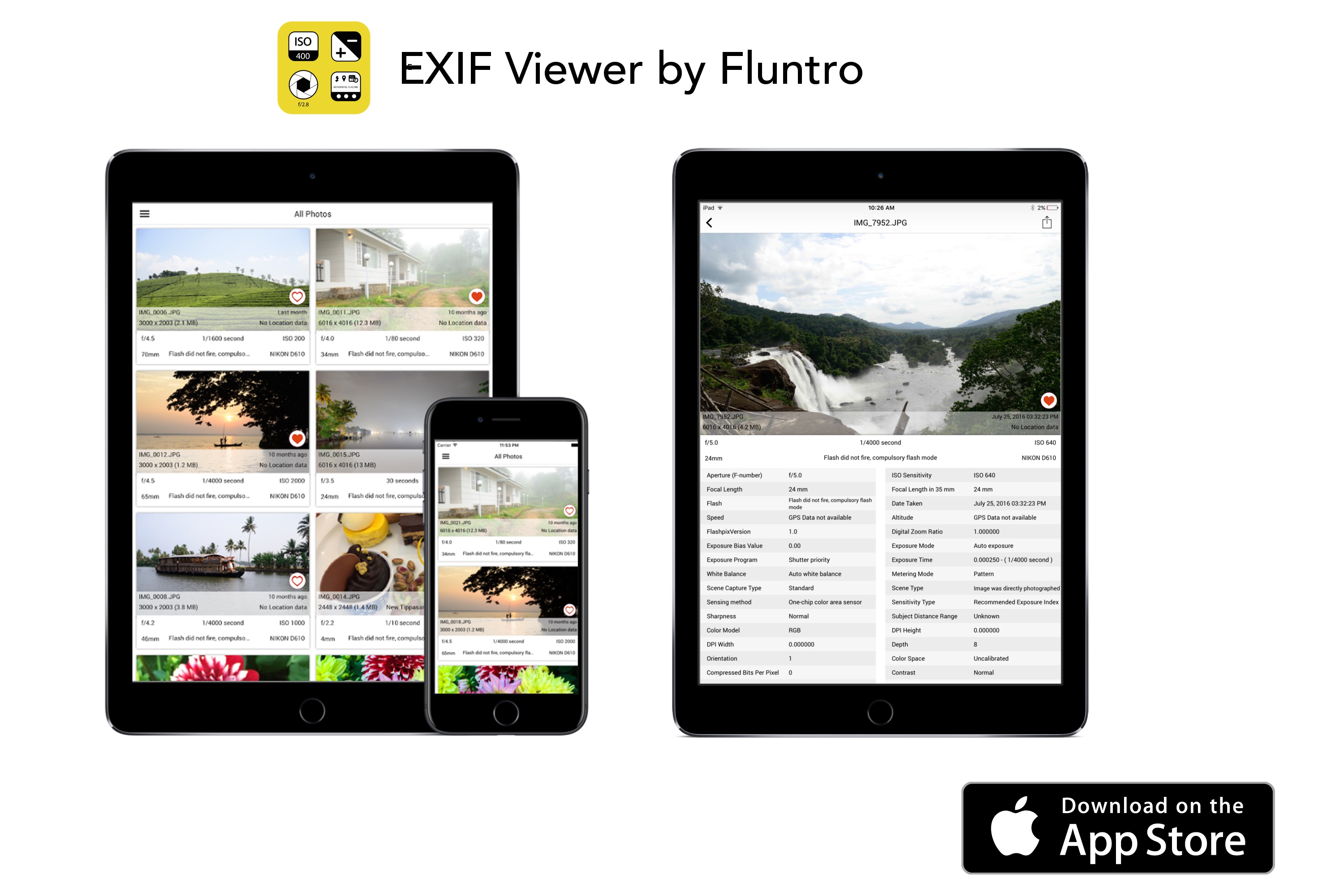 Popular iOS Photography App Exif Viewer is Free for a Limited Time