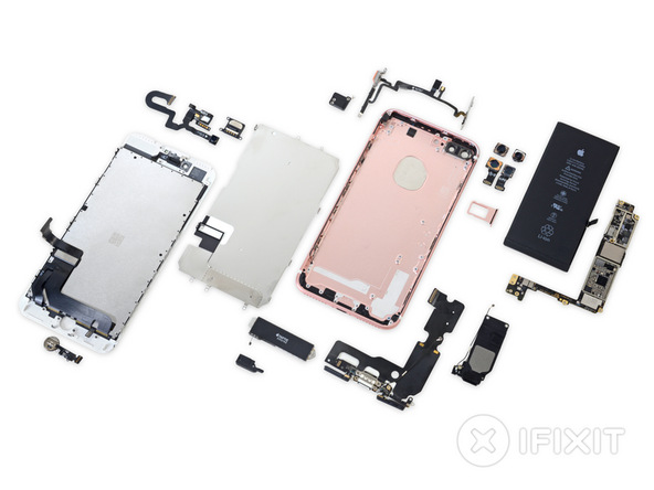 iFixit Takes a Look Back at 10 Years of iPhone Teardown Goodness