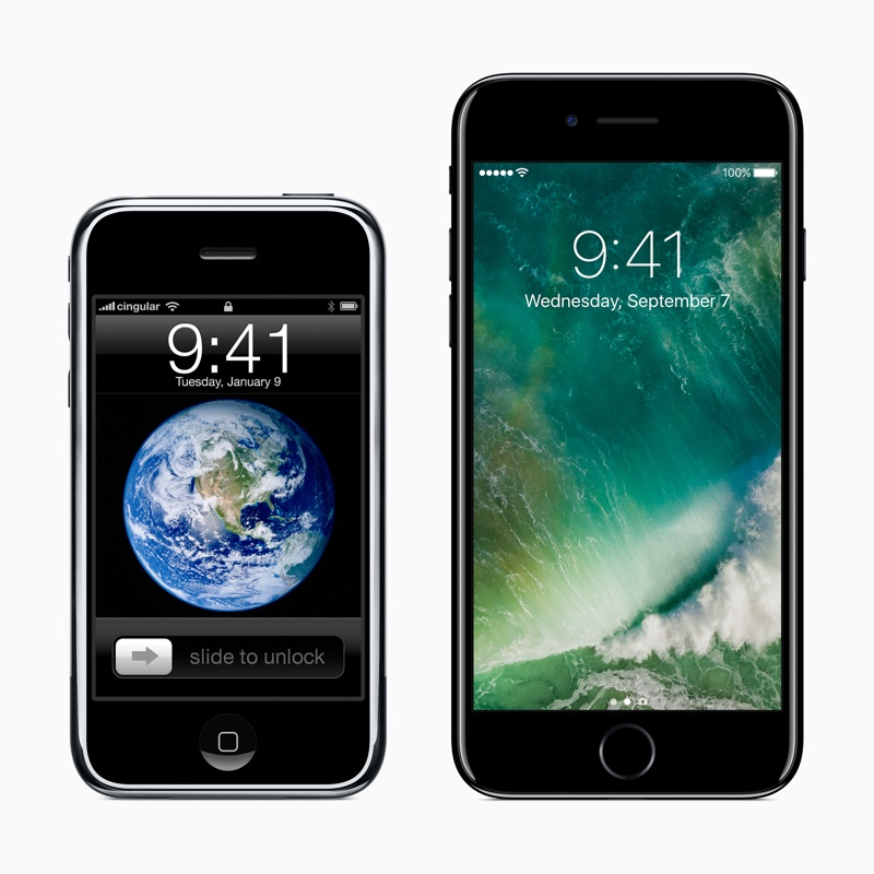 Apple celebrates the th anniversary of iphone s debut mactrast
