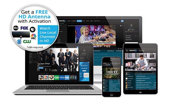 MacTrast Deals: SelectTV by FreeCast: 1-Yr Subscription & a Bonus HD Antenna!