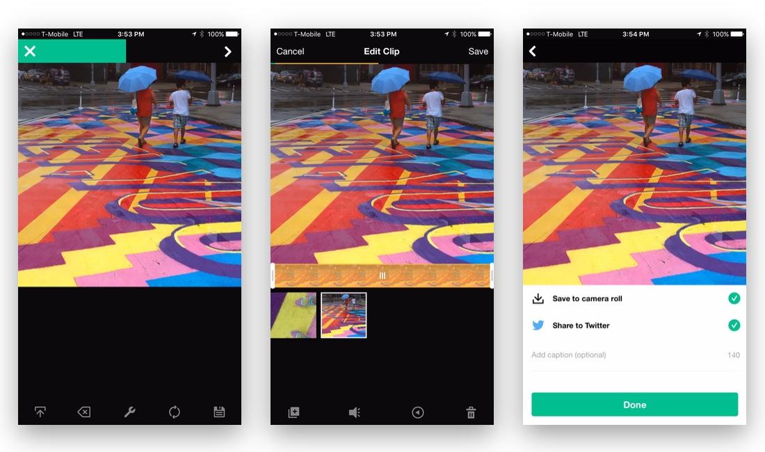Original Vine Service Shuts Down - New Twitter-Centric 'Vine Camera' App Now Available