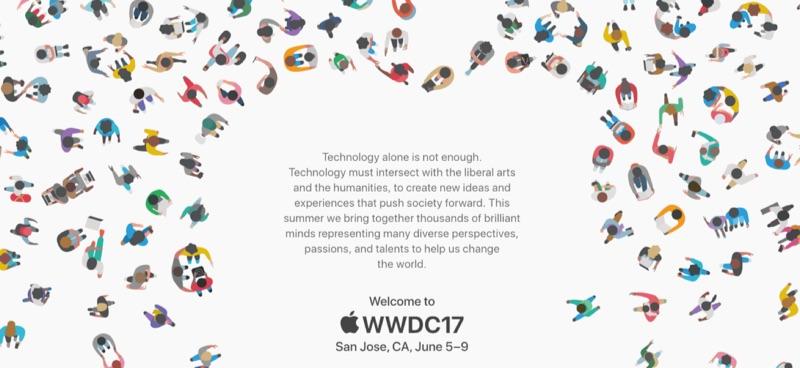 Apple's WWDC 2017 to be Held in San Jose June 5-9, Registration Kicks Off March 27