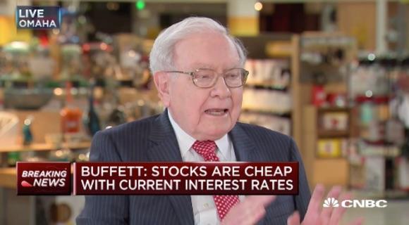 Warren Buffett's Berkshire Hathaway Held Around 133 Million Apple Shares in January - Double what it Held in December 2016