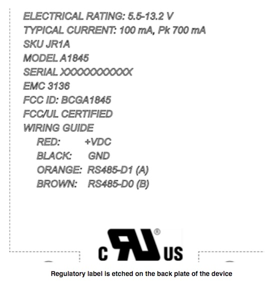 Apple Submits Third Version of Mystery 'Wireless Device' to FCC