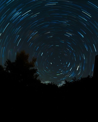 Wallpaper Weekends Night Sky Time Lapse For Mac Ipad