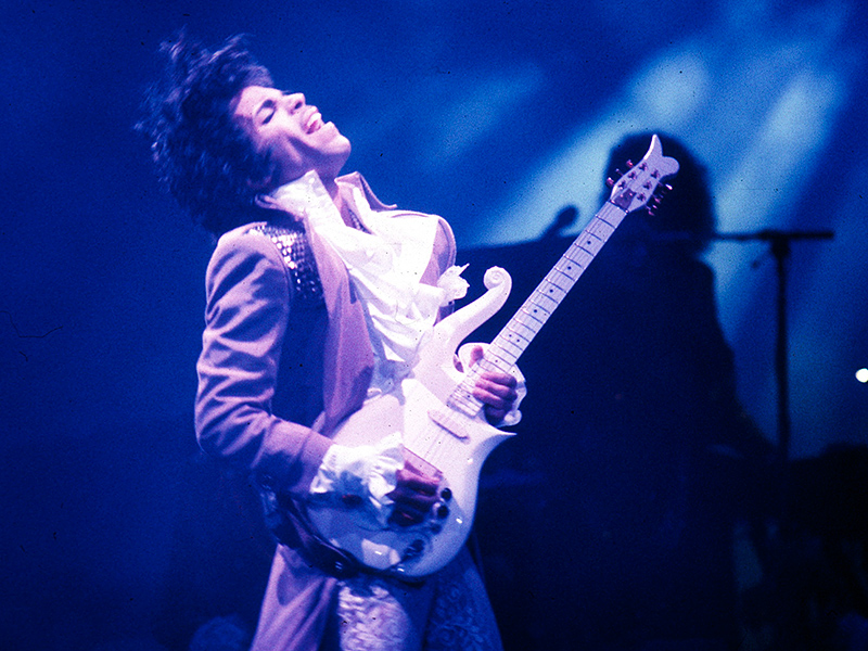 Report: Prince Song Catalog Headed to Apple Music, Other Streaming Services Feb. 12