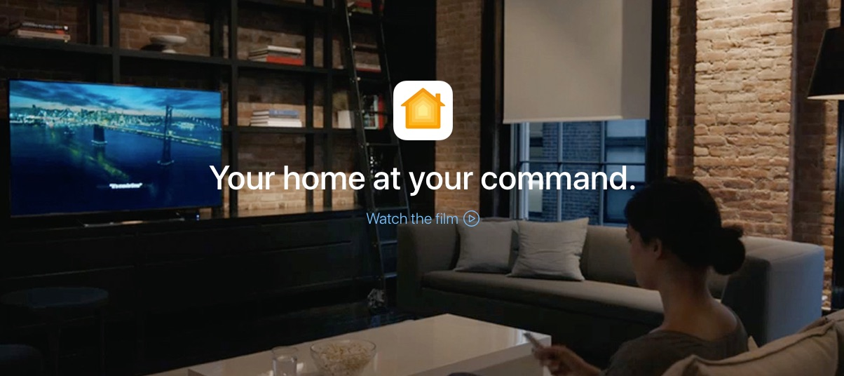 Apple Refreshes 'Home' App Webpage, Includes New Design and New Promotional Video