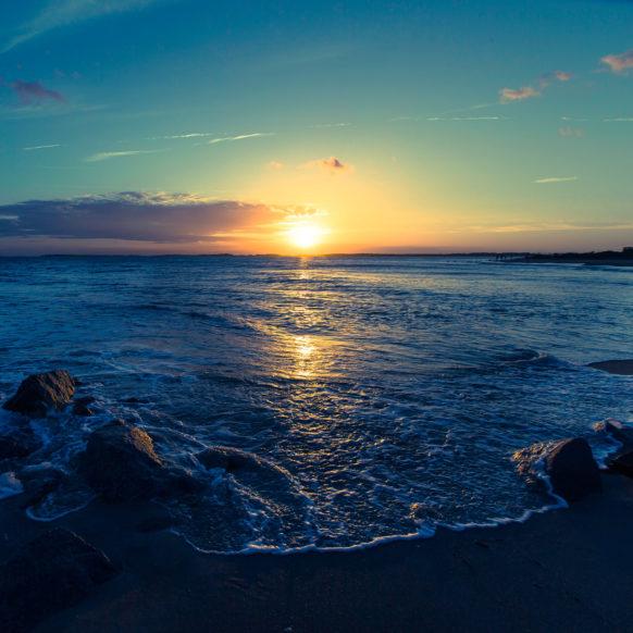 iPad Wallpaper Sunset