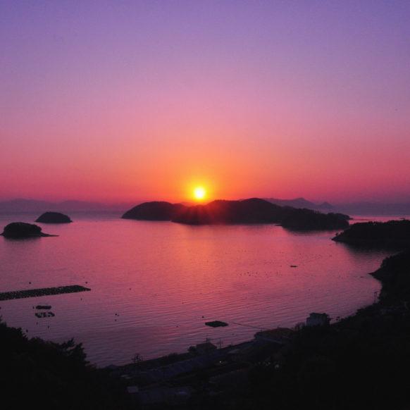 iPad Wallpaper Sunset Pink