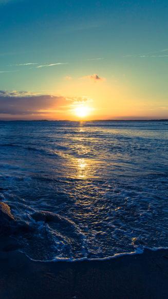 iPhone Wallpaper Sunset