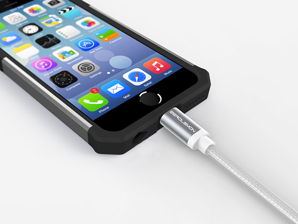 MacTrast Deals: Lightning to USB MFi-Certified 2-Meter Cable: 2-Pack