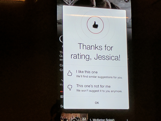 Netflix to Drop Star Ratings System in Favor of Thumbs Up/Down Ratings