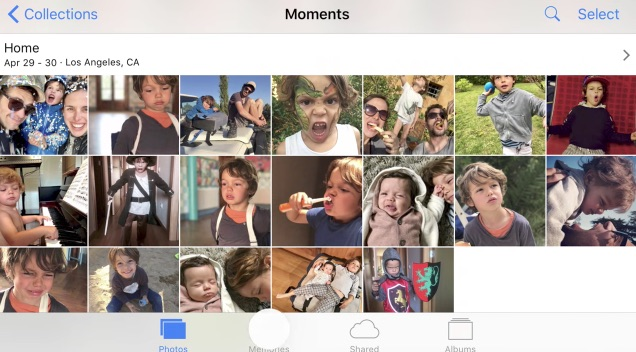 Apple's New iPhone 7 Photography Tutorial Videos Feature Photo's 'Memories' Feature