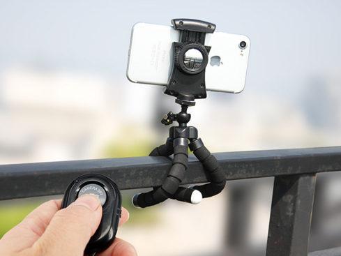 MacTrast Deals: ARMOR-X Mini Flexible Phone Tripod