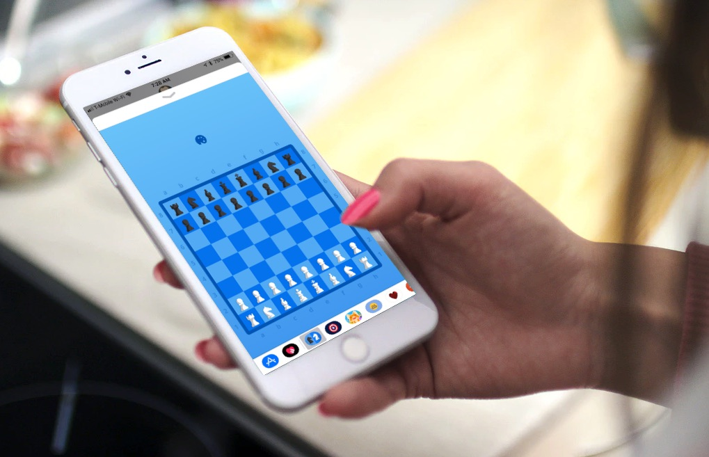'Checkmate!' App for iMessage is Apple's Free App of the Week