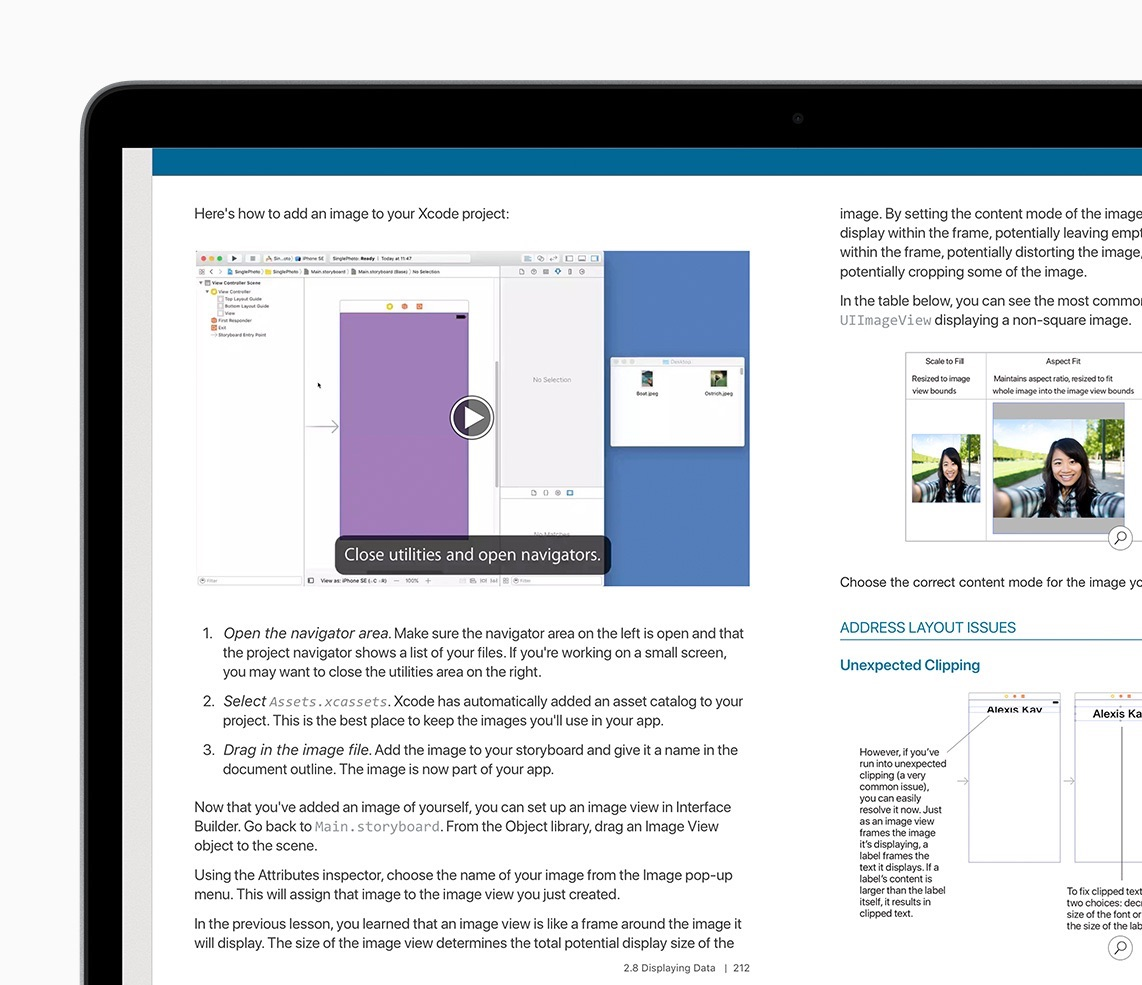 Apple's 'App Development with Swift' Curriculum Expanding to Over 30 US Community Colleges
