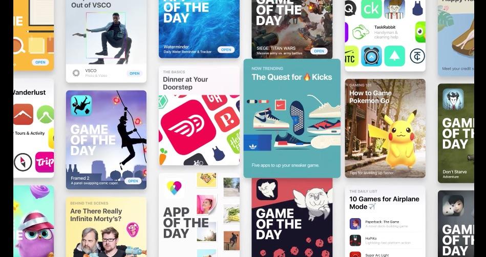 Apple Posts Quartet of Videos Highlighting the New iOS 11 App Store