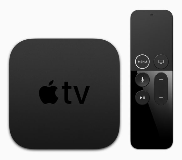 Apple's New Apple TV 4K Boast 4K HDR Support, 4K HDR Movies Via iTunes for Same Price as 1080p
