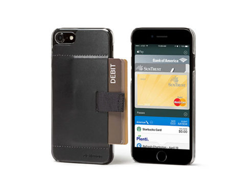 MacTrast Deals: Wally Ether iPhone Wallet Cases - This iPhone Case Looks Great & Has Secret Superpowers