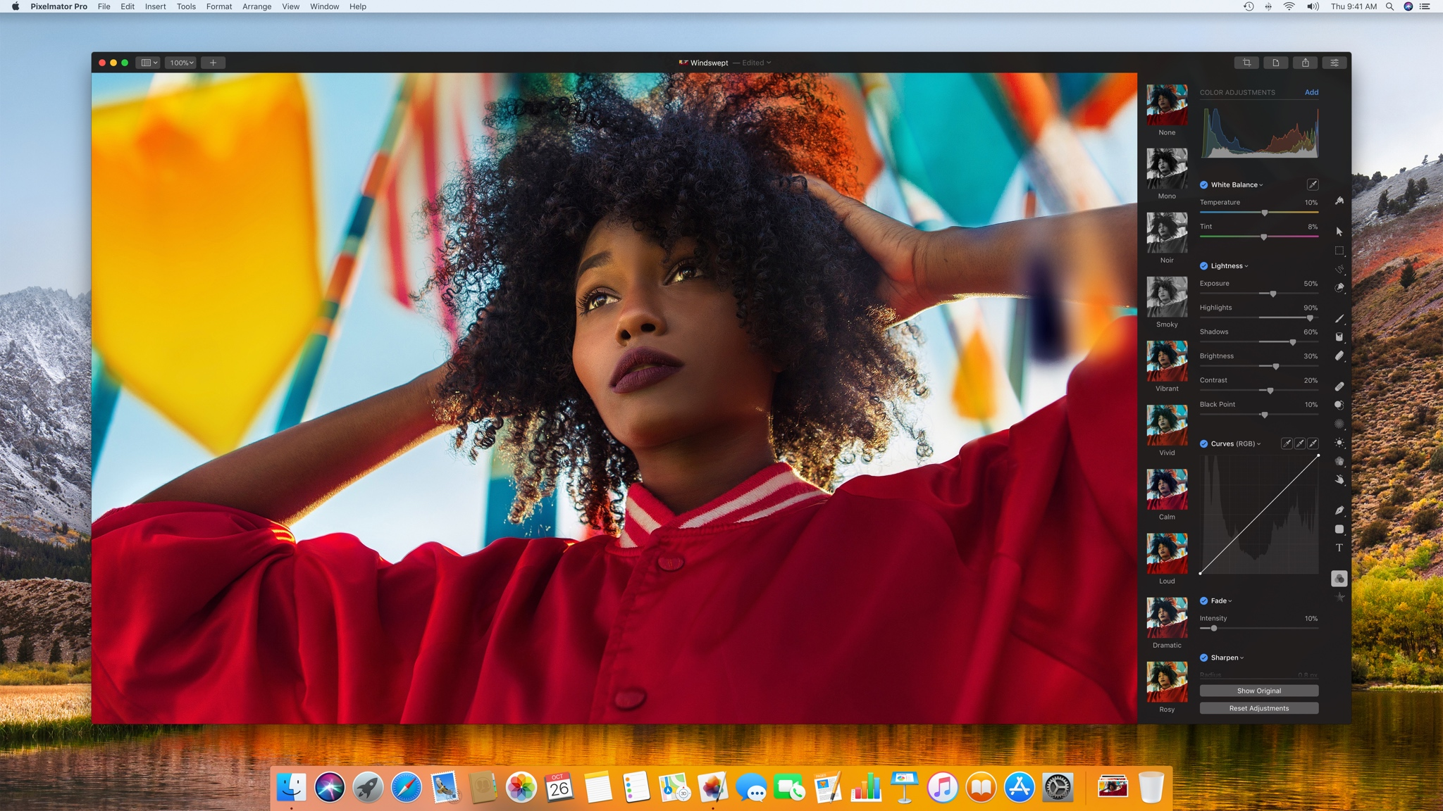 Pixelmator Pro Gets Update - Brings Large Number of Improvements