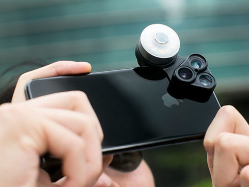 MacTrast Deals: RevolCam: The Multi-Lens Photo Revolution for Smartphones