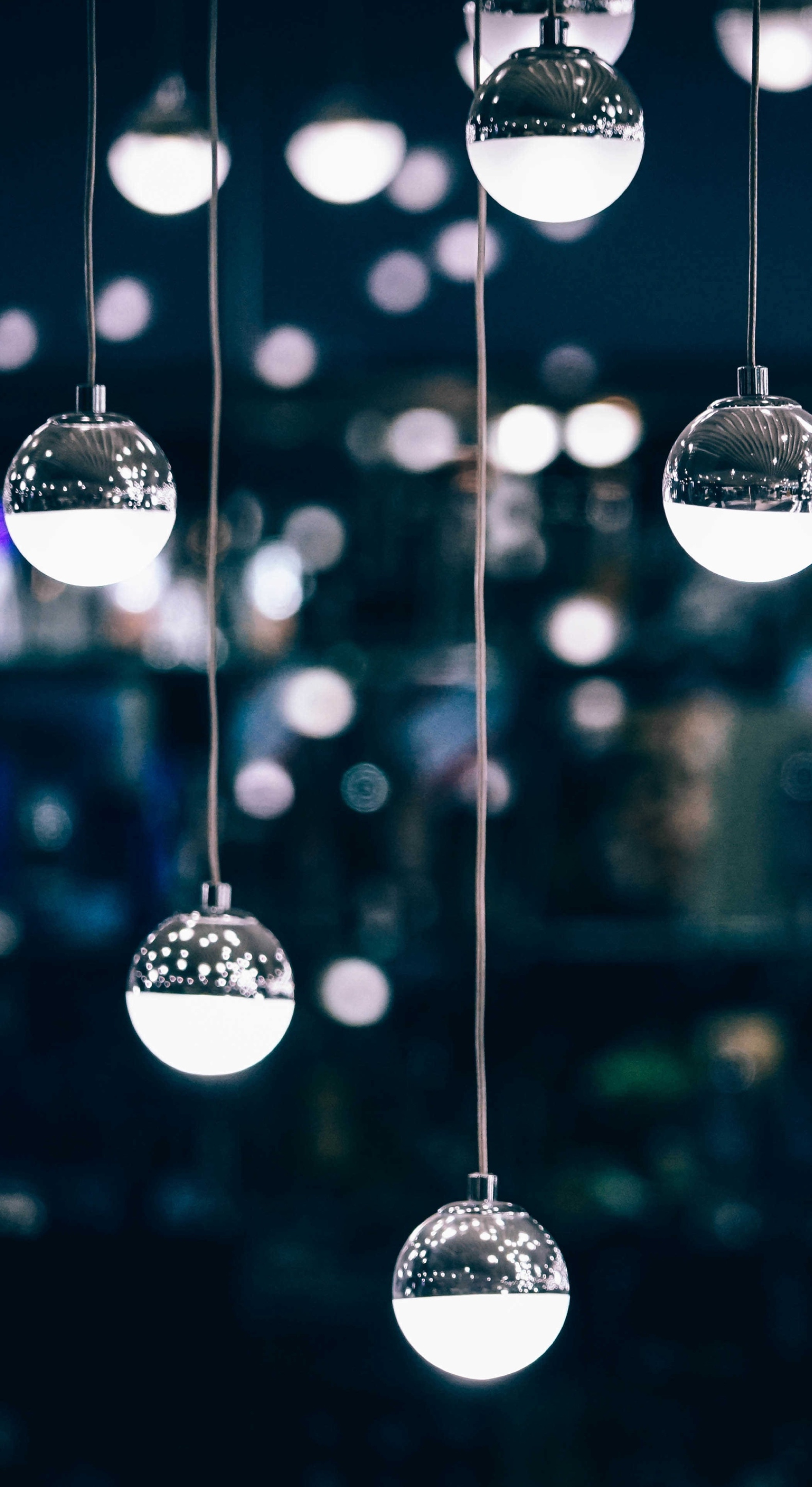 Wallpaper Weekends Holiday Light Drops for Mac, iPad, iPhone, and ...