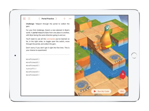 Swift Playgrounds 2.0 Adds Playground Subscriptions, New Robots, More