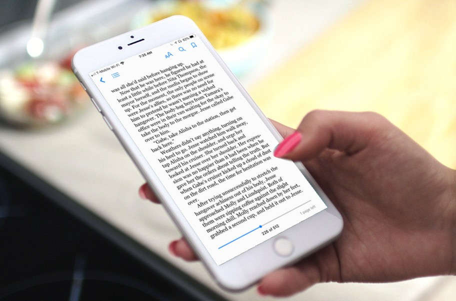 How To Find and Purchase eBooks in the iBooks App in iOS 11