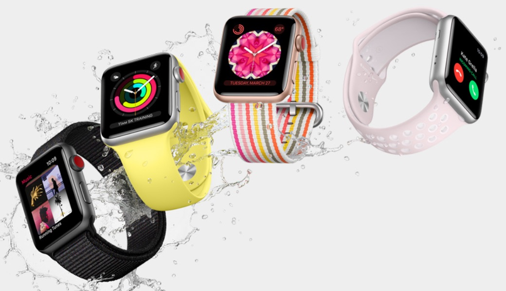 watchOS 4.3 Update Brings New Portrait Nightstand Mode, iPhone Music Library Browsing, More