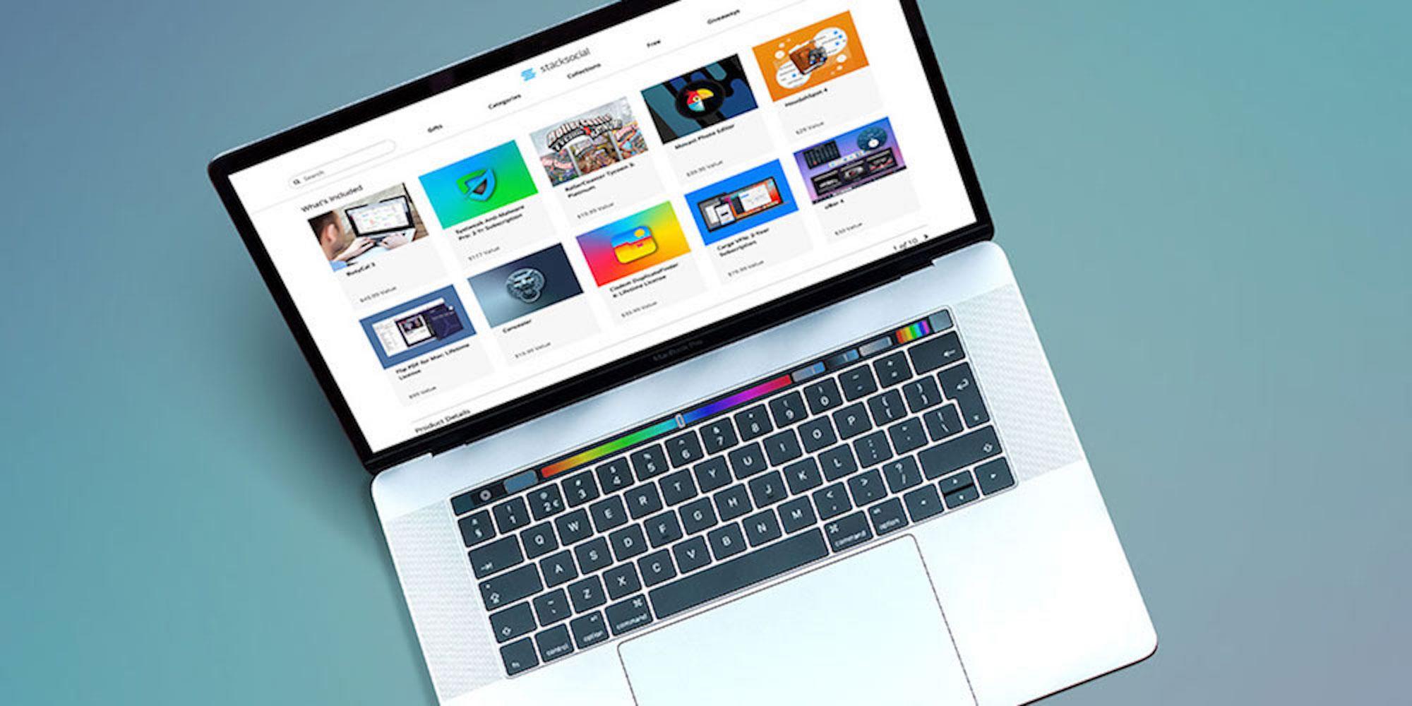 MacTrast Deals: The 2018 Mac Essentials Bundle 10 - Elite Apps