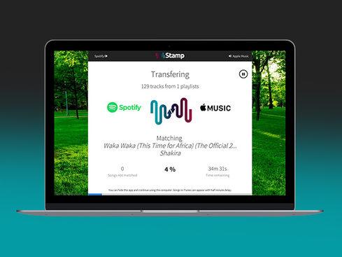 MacTrast Deals: STAMP Premium Music App