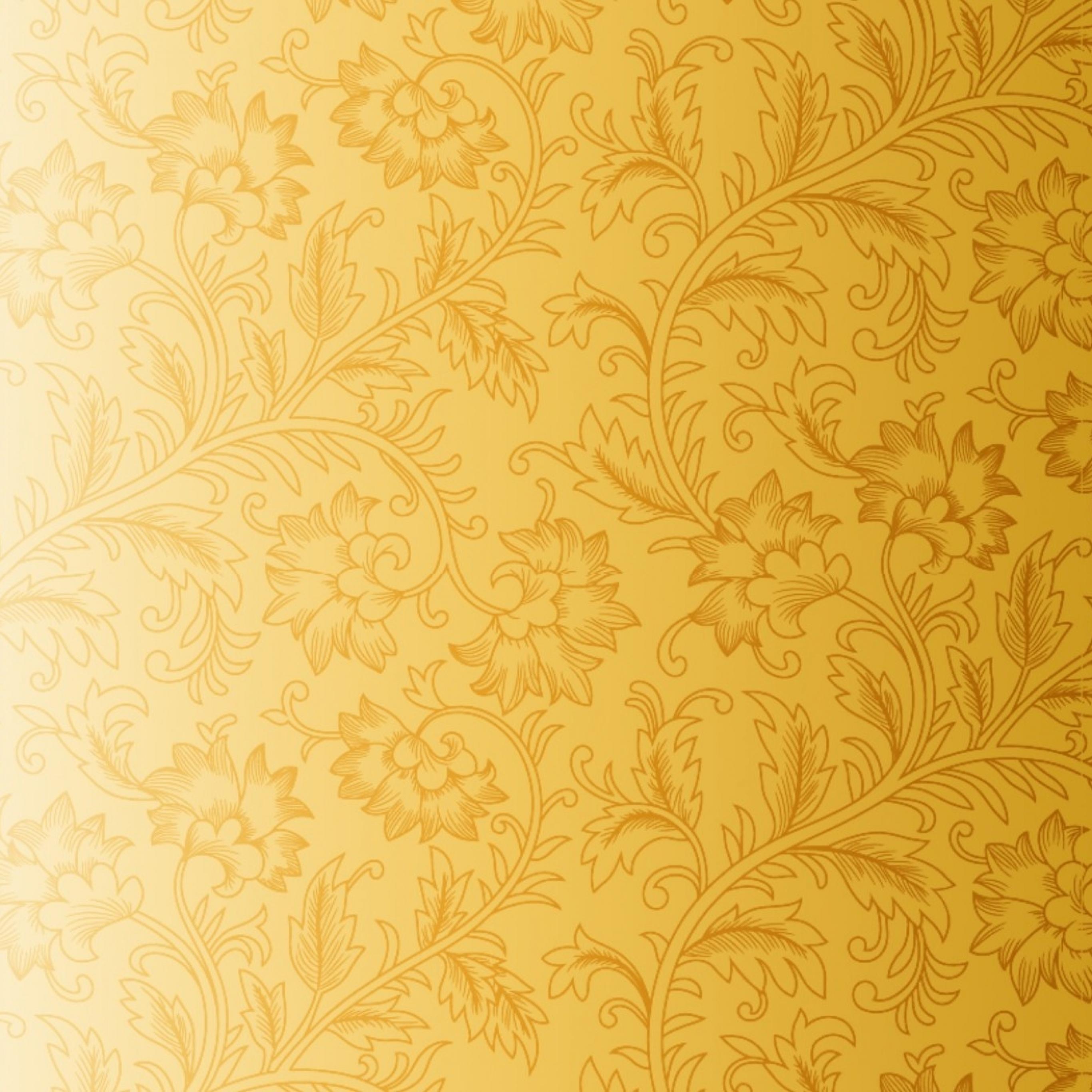 Gold iPad Wallpapers 10