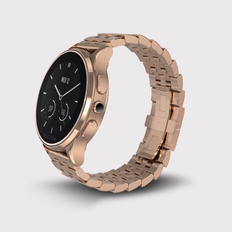 FitBit Grabs Luxury Smartwatch Maker Vector Watch