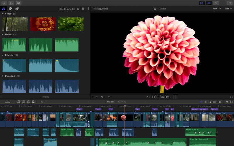 Apple Now Offering 90-Day Free Trials of Final Cut Pro X and Logic Pro X