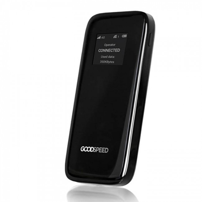 Review: Faster International WiFi Speeds With Goodspeed's 4G LTE Hotspot