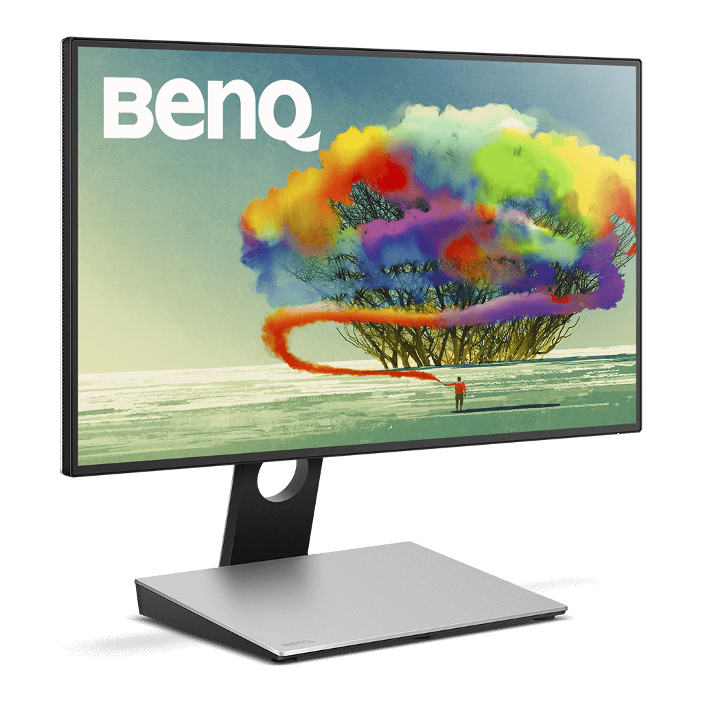 """Review: BenQ 27"""" Designer Monitor and USB-C Dock"""