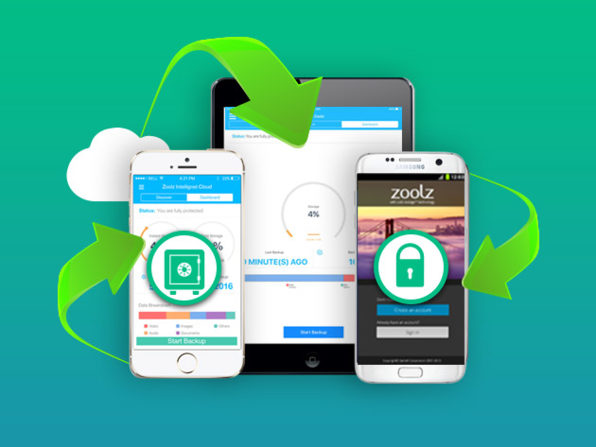 MacTrast Deals: Zoolz Cloud Storage: Lifetime of 1.5TB Instant Vault and 1.5TB of Cold Storage