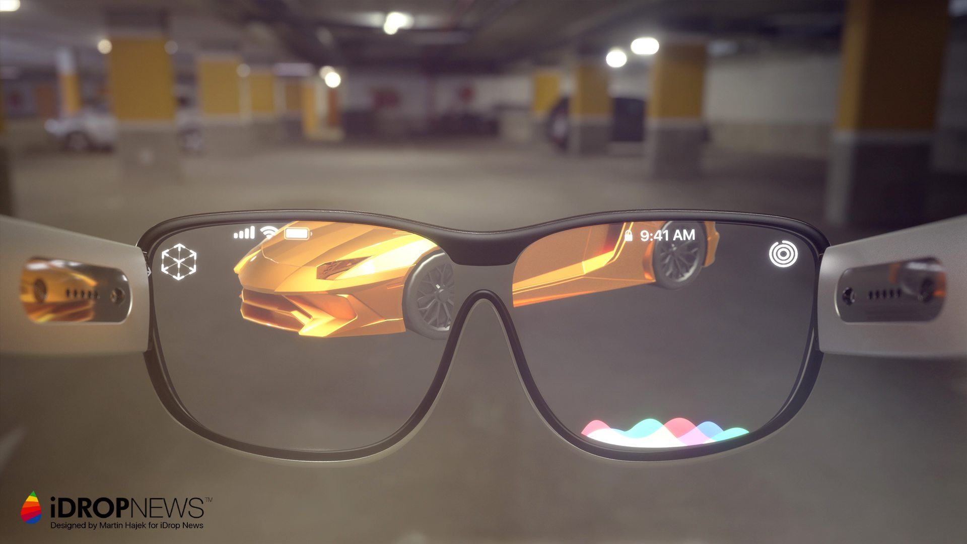 Apple's Semitransparent Lenses for AR Headset Moving to Trial Production