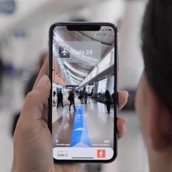 New Apple Mini-Site Promotes ARKit Augmented Reality Platform