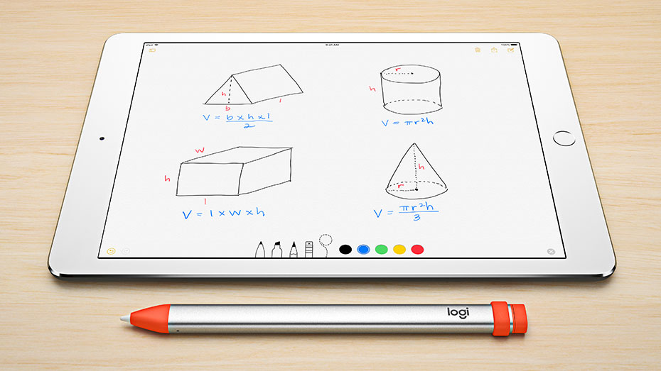 Logitech's Crayon Stylus to be Available to General Public on September 12
