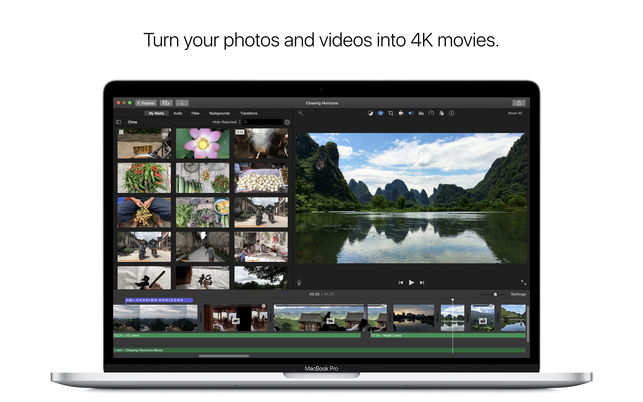 iMovie Version 10.1.9 for macOS Gets Update – Gains Support for iPhone X, More