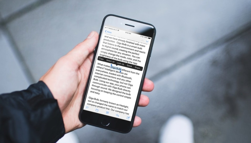 How To Quickly Get the Definition of a Word on Your iPhone or iPad in iOS 11