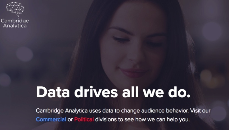Cambridge Analytica Declaring Bankruptcy and Shutting Down