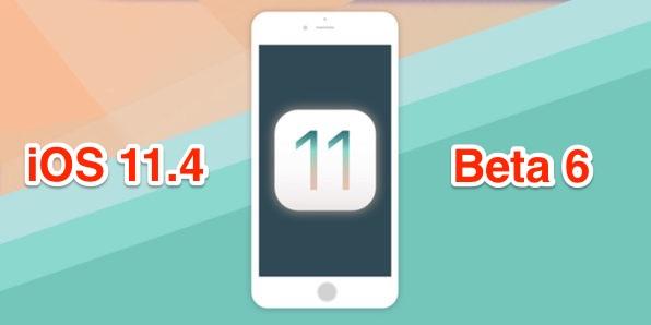 Apple Seeds iOS 11.4 Beta 6 to Developers