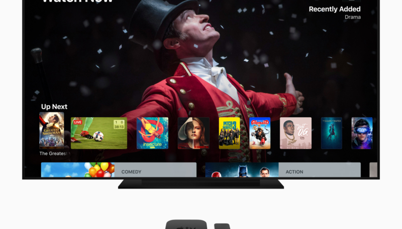 Apple Seeds Second Beta of tvOS 12.1 to Developers and Public Beta Testers
