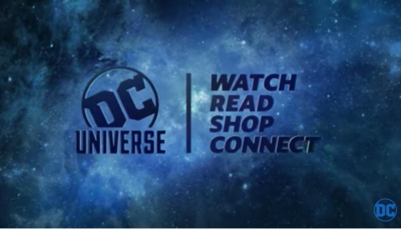DC Entertainment Announces  DC Universe – Streaming Superhero TV Shows, Movies, Comics, More for Apple TV, iOS Devices