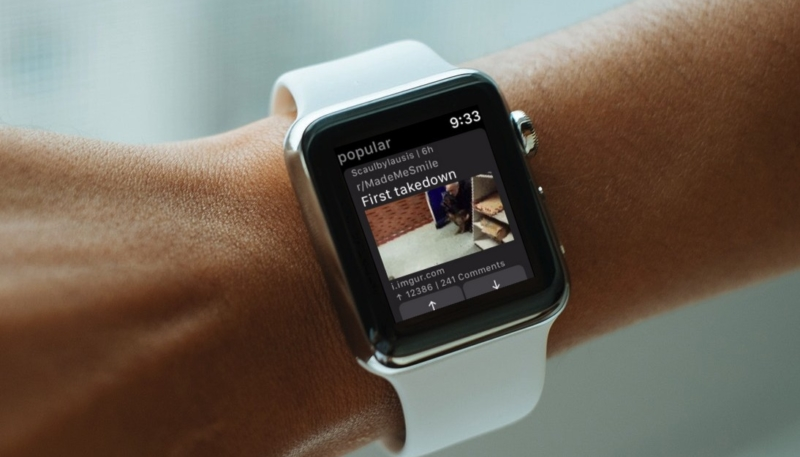 'Chirp for Twitter' Brings Twitter Functionality Back to the Apple Watch