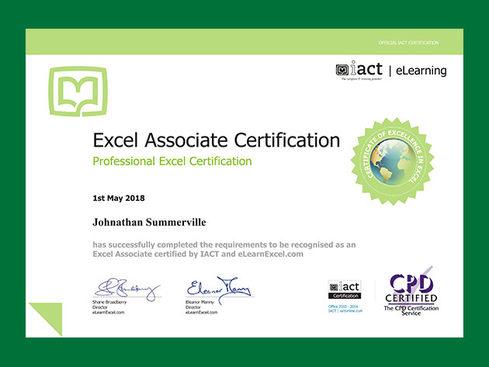 MacTrast Deals: eLearnExcel: The Microsoft Excel Master Certification Bundle