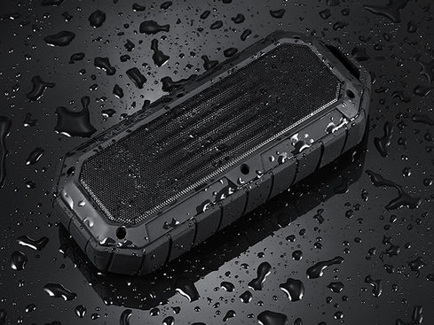 MacTrast Deals: HomeSpot Rugged Waterproof Bluetooth Speaker