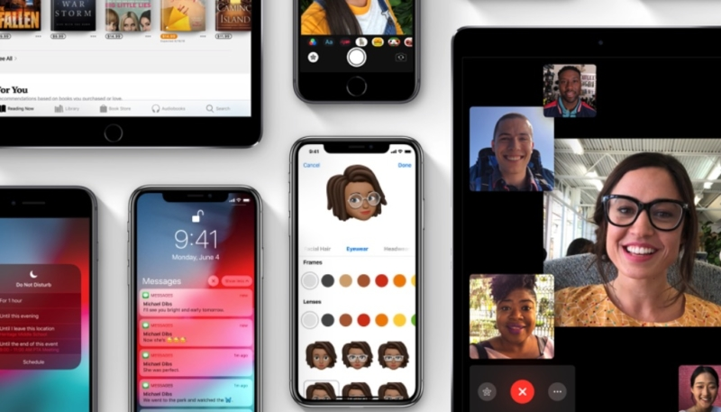 Apple Releases First Public Beta of iOS 12.1 and tvOS 12.1 for Testing
